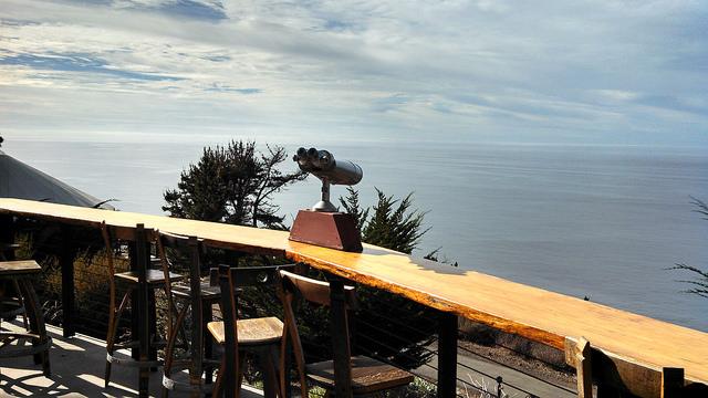 Treebones Resort in Big Sur