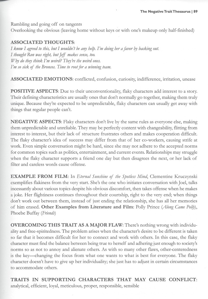 Fiction, characters, character development, writing fiction