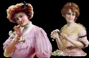 victorian ladies, sexism, gender equity