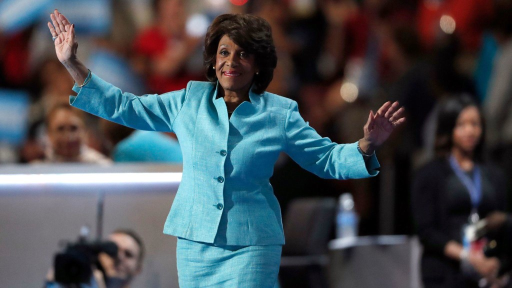 Maxine Waters, Congresswoman